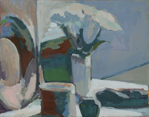 Brian Gill Wendler Still Life Oil on Canvas