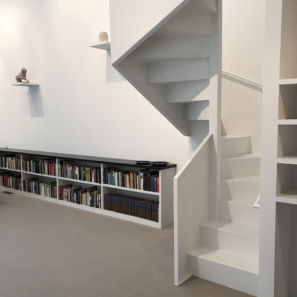 Project archive Staircases