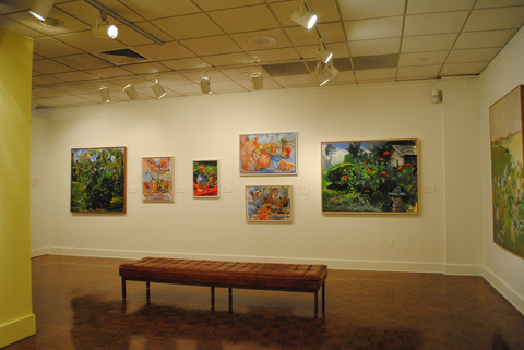 "INSTALLATION VIEWS ""Long Island in Bloom"""