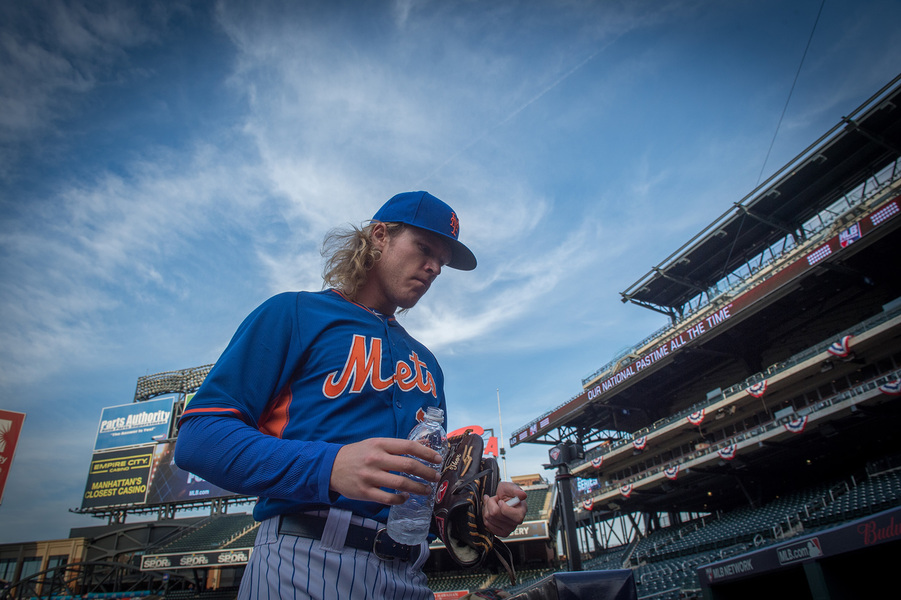 Sports NY Mets' Noah Syndergaard