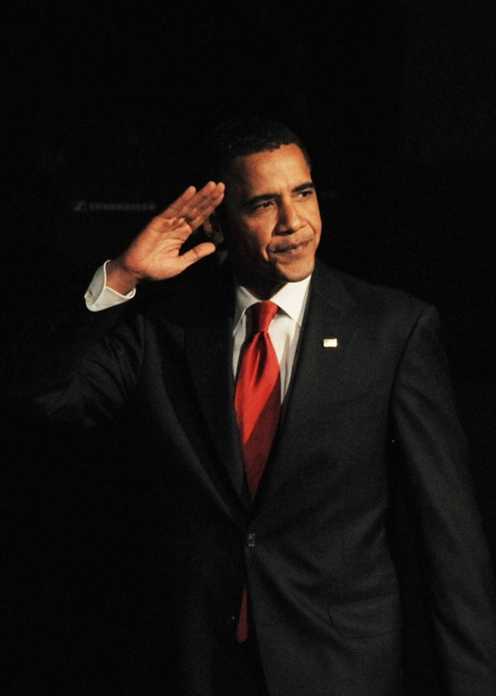 News President Barack Obama Salutes NAACP Conference