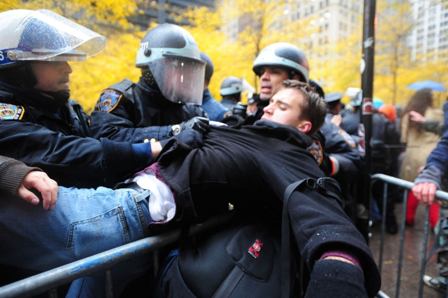 News Occupy Wall Street