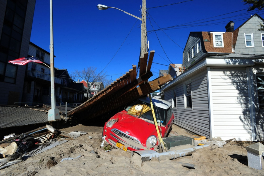 Natural Disasters  Hurricane Sandy