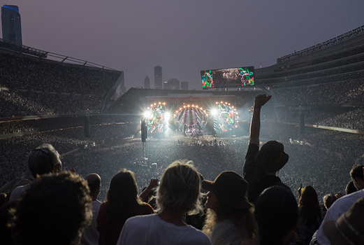 Grateful Dead 'Fare Thee Well' Chicago