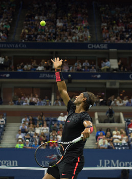 Rafael Nadal - 3rd Round - US Open