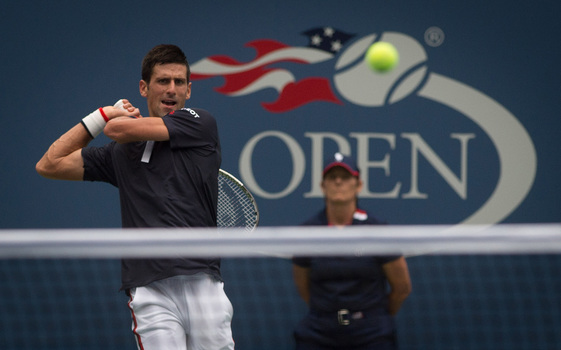 Novak Djokovic - 3rd Round of the US Open