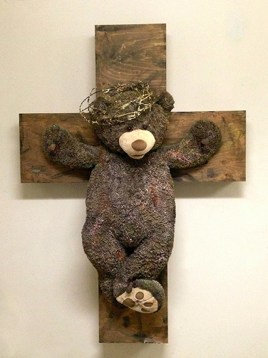 Religious Works 2014-2017 A CROSS TO BEAR