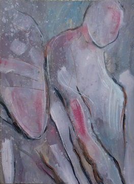 Private Collections SEATED MAN (2008)
