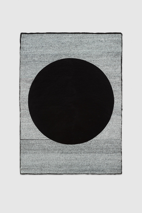 Cair Crawford BLACK HOLES  2015-16 Pigmented ink/Japanese Gompe paper