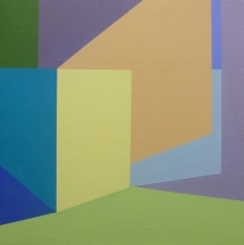 CARLA AURICH Paintings 2010-2011 Oil on linen on panel