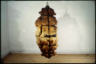 Carlos D. Szembek Works Bread, leather, steel