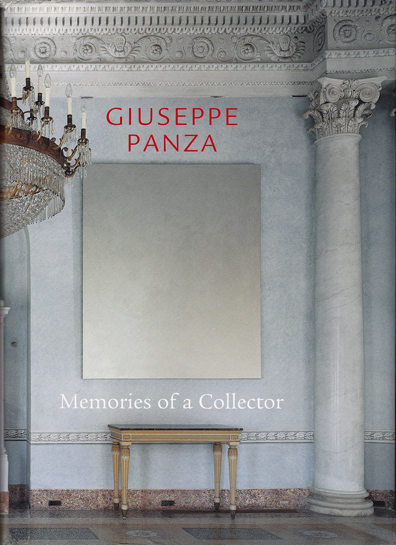 "Catalogues / Publications Panza, Giuseppe.  ""Memories of a Collector."""