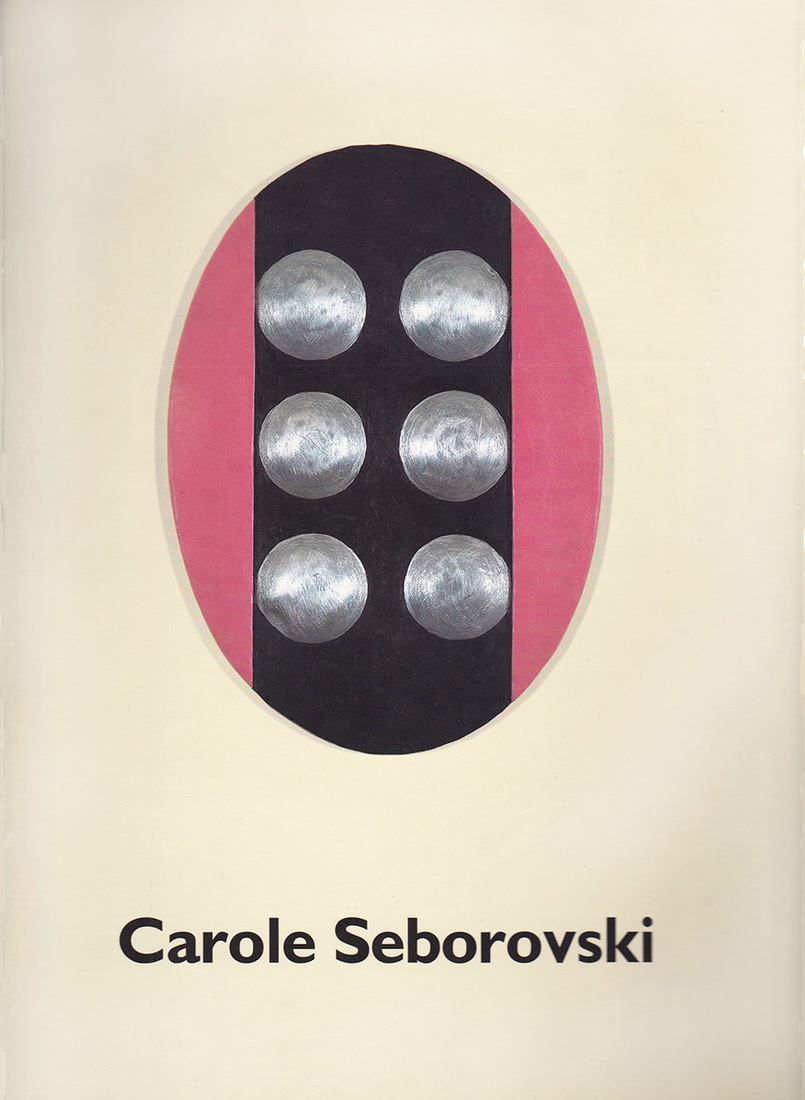 "Catalogues / Publications Johnson, Ken, ""Carole Seborovski."""