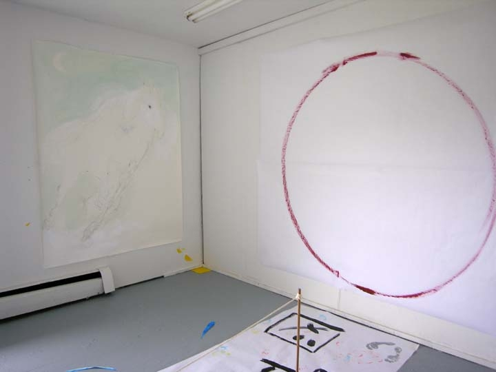 Drawing as Room
