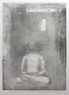 Six Meditations of the headless Buddha waterless lithography