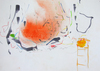 Taiko Drawings III Mixed media: pencil, colored pencils, crayons, etc...