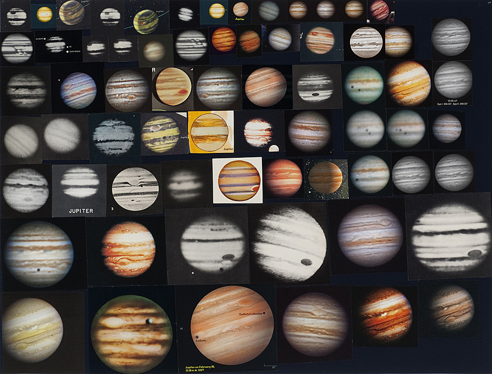 Collage Jupiter