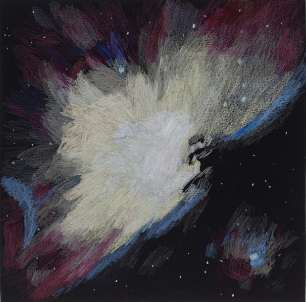 Nebulae Drawings, 2012-2013