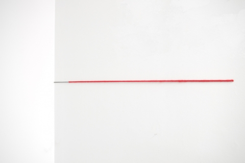 lines Untitled (red reveal 3)