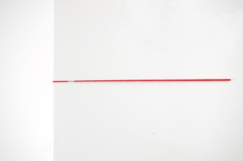 lines Untitled (red reveal 2)