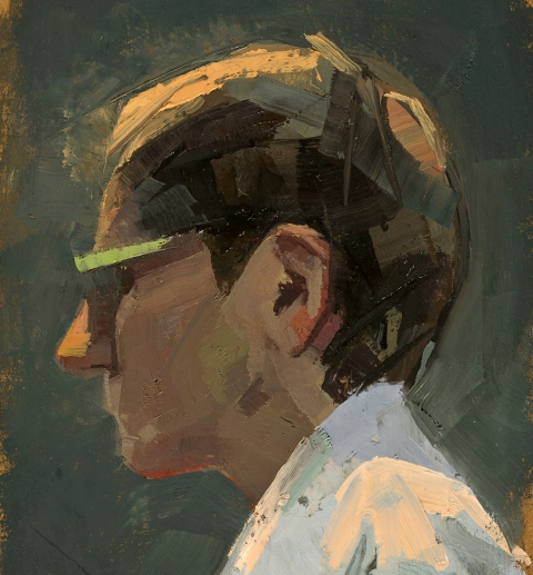 PORTRAIT/FIGURE SP on Yom Kippur
