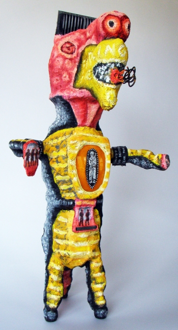 cathy wysocki sculpture mixed media