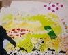 works on paper Gouache & Collage on Paper