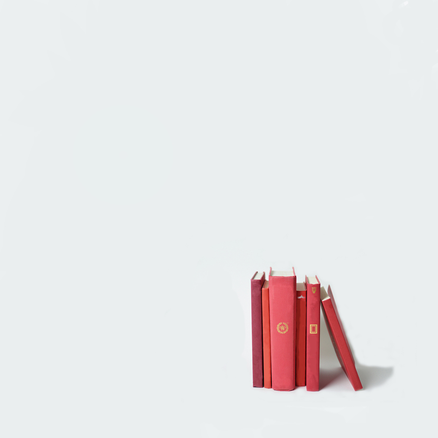 gallery ten twenty-two red books