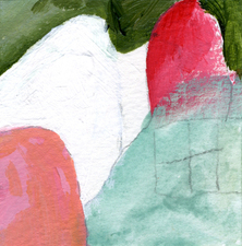Padua Series acrylic and graphite on paper