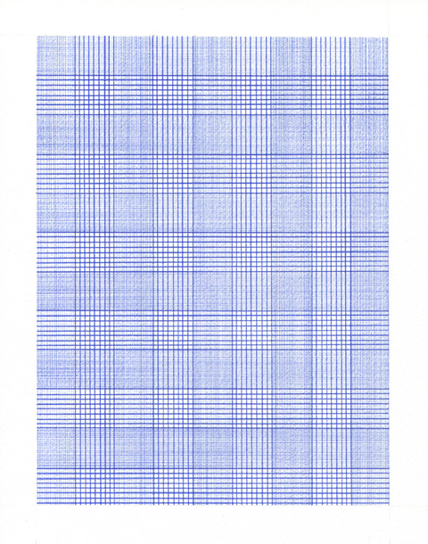 2012-2013: Ballpoint Series Plaid Pattern