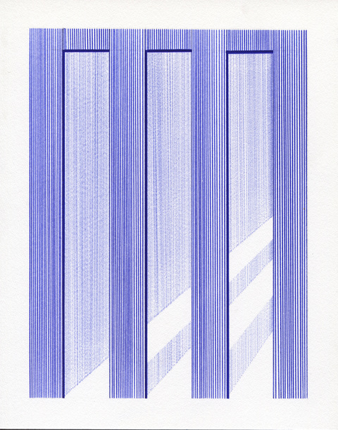 2012-2013: Ballpoint Series The Radiator