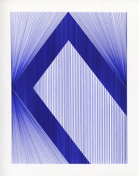 2012-2013: Ballpoint Series Diamond and Rays