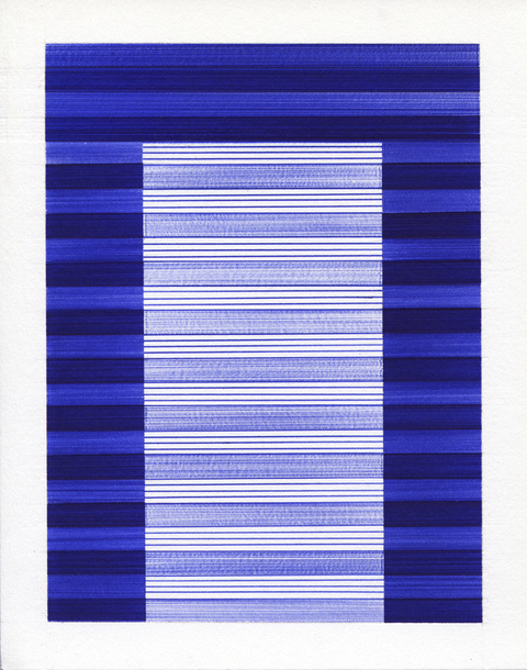 2012-2013: Ballpoint Series Luminous Rectangle