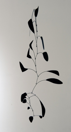 CHARLEY FRIEDMAN FAKE CALDER Hand-cut steel