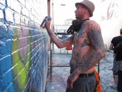 Charlie Ahearn Graffiti Street Art Tattoos