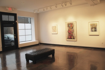 CHEYMORE GALLERY PRINTS: Contemporary Masters Jim Dine and Chuck Close