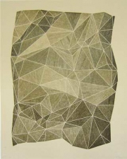 CHEYMORE GALLERY THE SUMMER GROUP 2012 woodcut on paper, edition 3