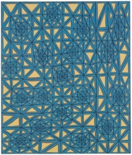 CHEYMORE GALLERY JAMES SIENA / VISUAL ALGORITHMS / March 27- May 4, 2013 Reduction Linoleum cut