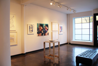 CHEYMORE GALLERY PROPHETIC DIAGRAMS II / October 25- December 19, 2014