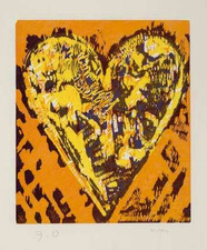 CHEYMORE GALLERY JIM DINE / Past is Present / October 15- December 17, 2016 Woodcut on wove paper