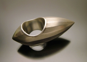 Chris Irick  Flight Series sterling silver