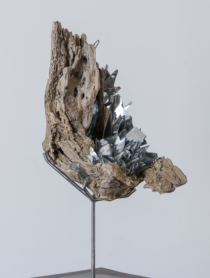 Christine Shannon Aaron Sculptural Work mixed media