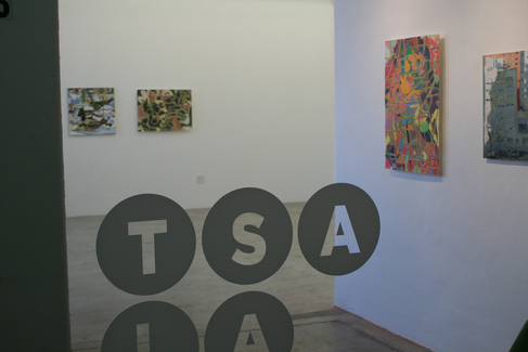 Christopher  Ulivo TSA LA Gallery