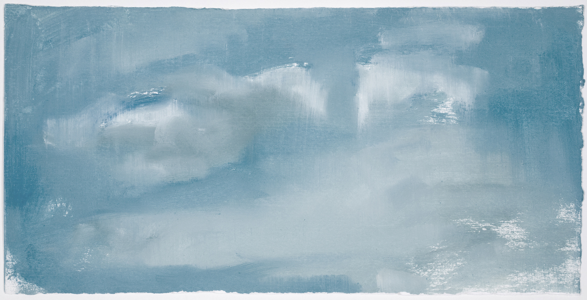 cloud studies No. 5