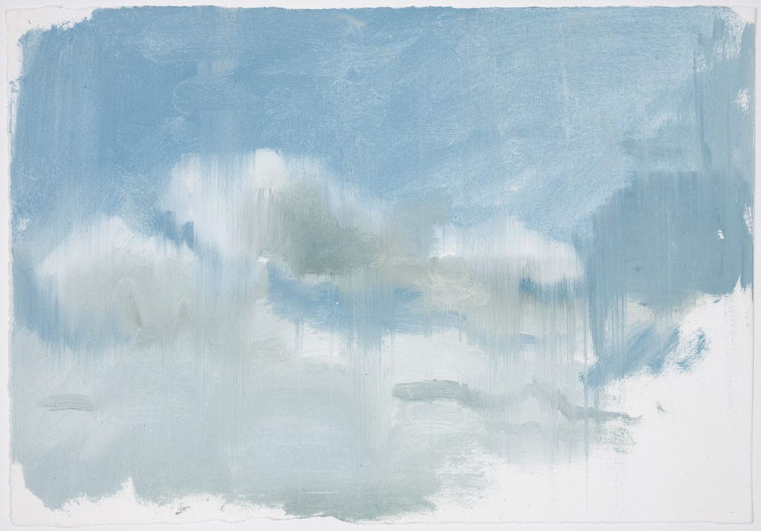 cloud studies No. 1
