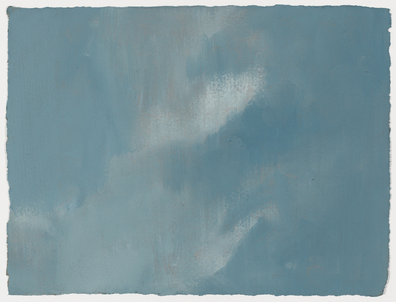 cloud studies No. 11