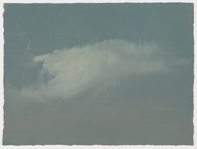 cloud studies No. 10
