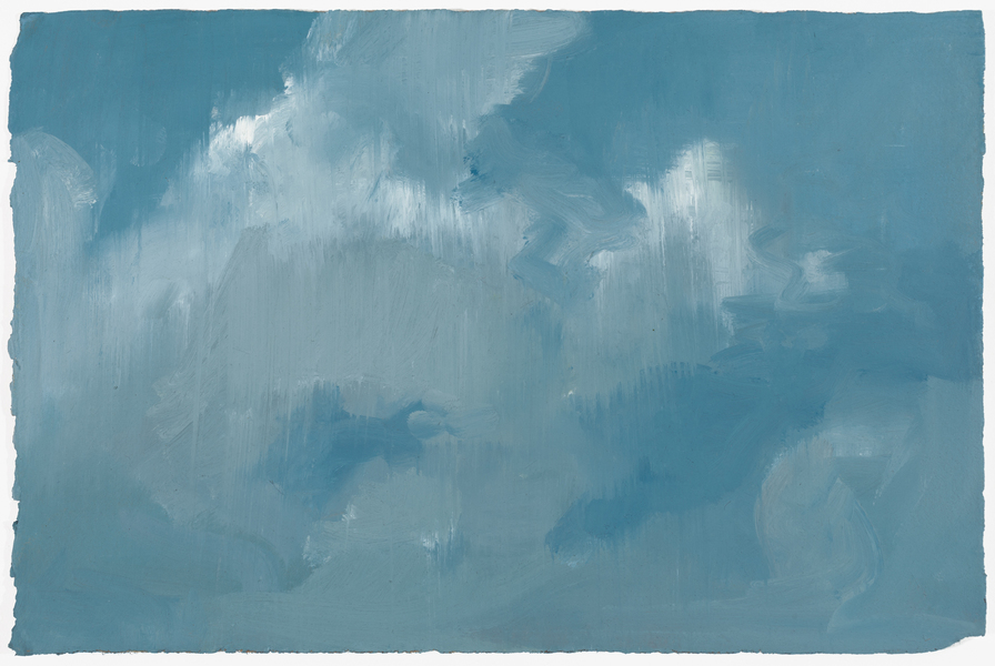 cloud studies No. 12