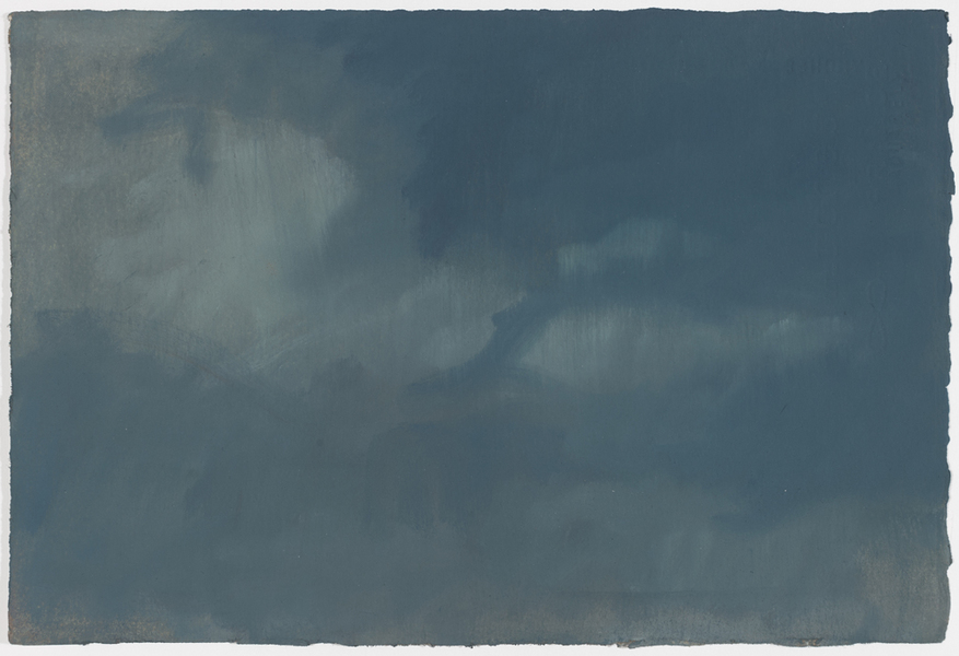 cloud studies No. 13