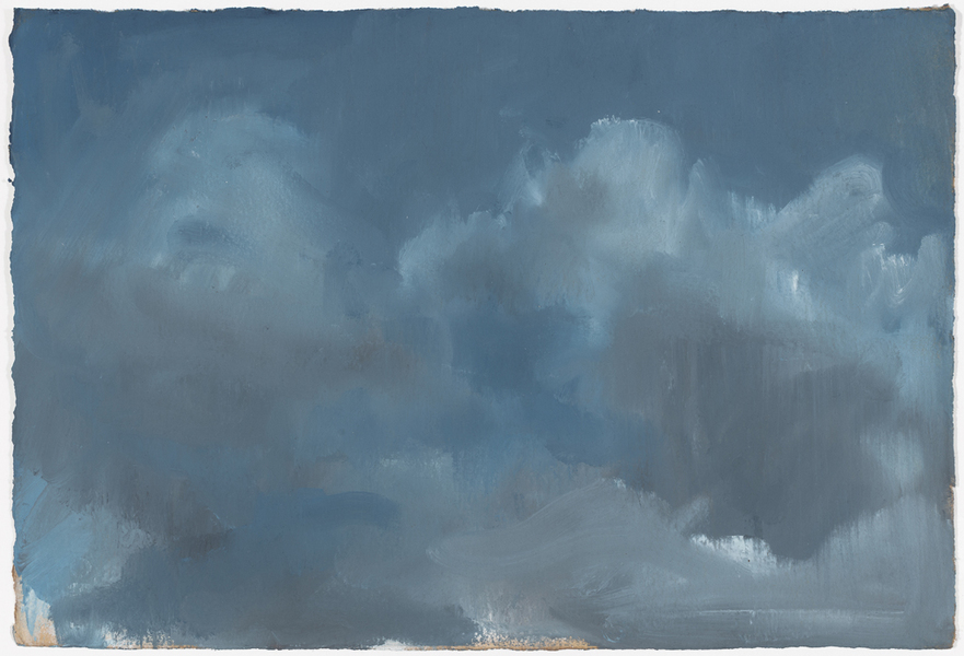 cloud studies No. 19